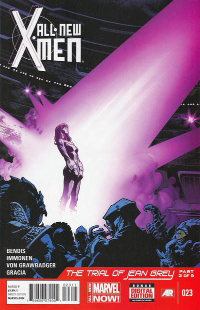 All-New X-Men issue 23.00