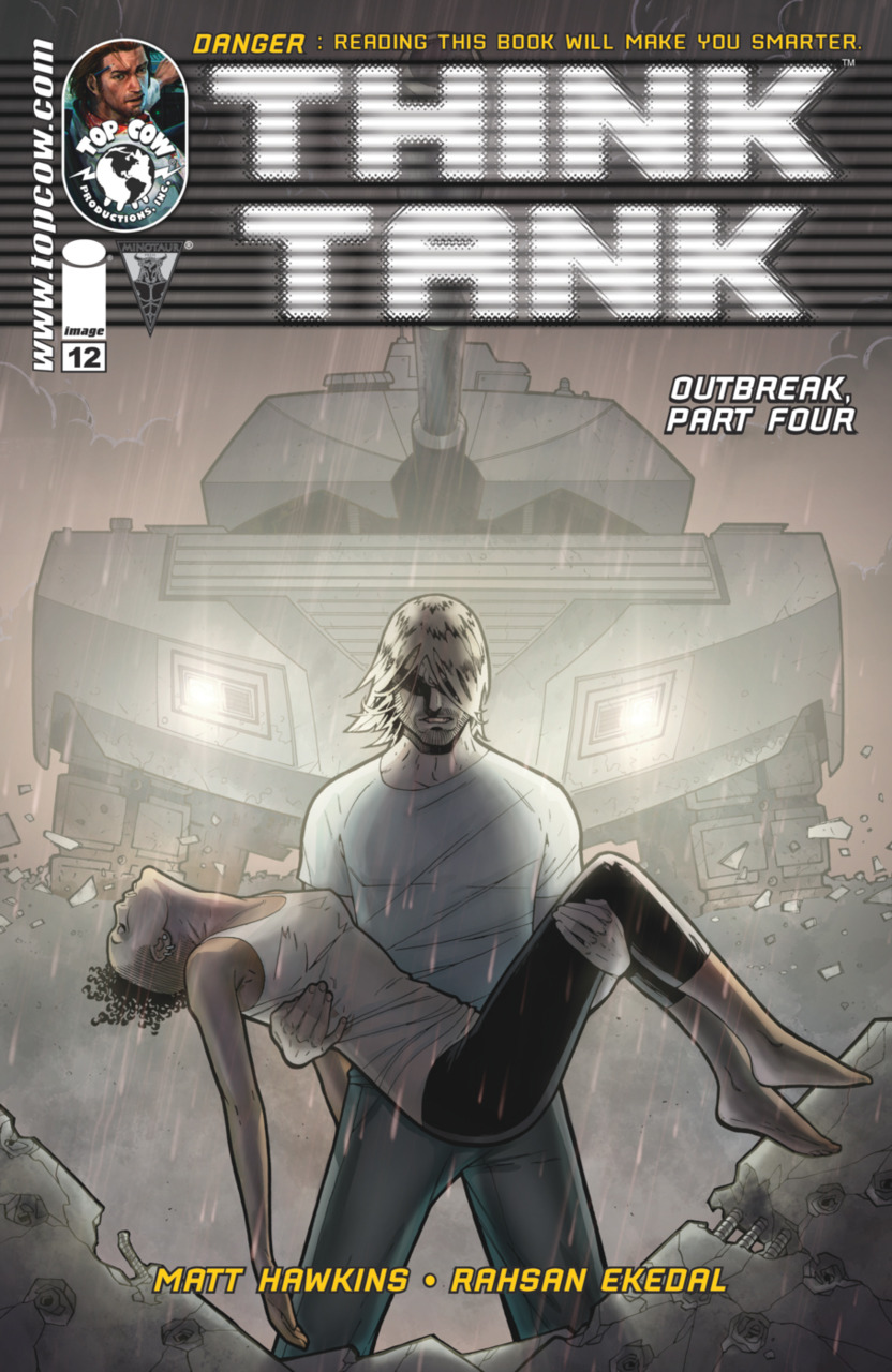 Think Tank issue 12.00