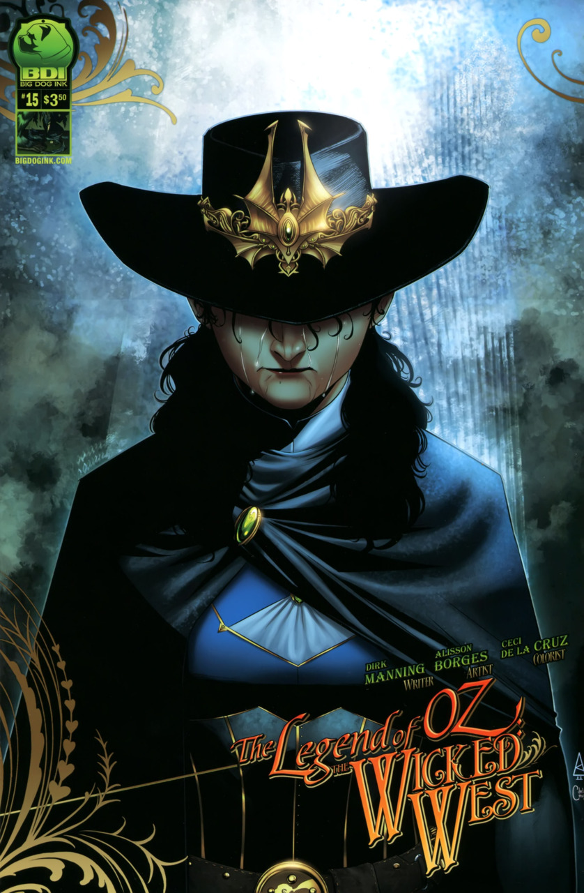 Legend of Oz: The Wicked West issue 15.00