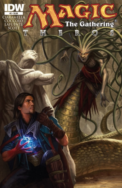 Magic: The Gathering--Theros issue 2.00