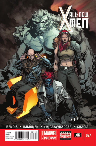All-New X-Men issue 27.00