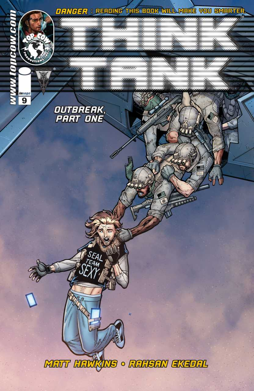 Think Tank issue 9.00