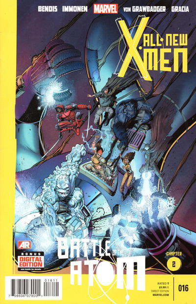 All-New X-Men issue 16.00