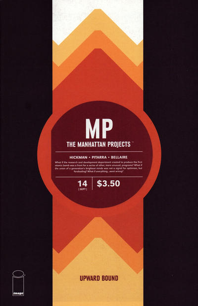 The Manhattan Projects issue 14.00
