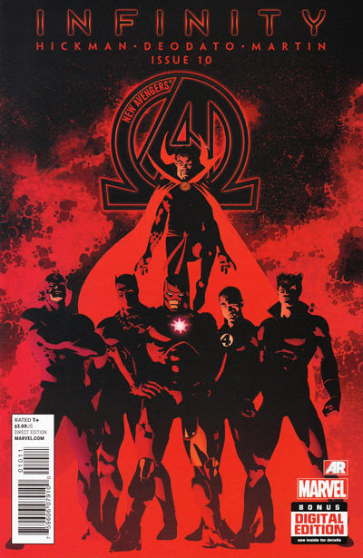 New Avengers issue 10.00