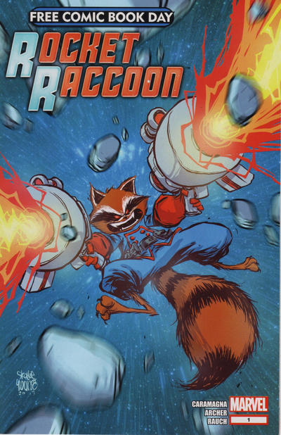 Free Comic Book Day 2014 (Rocket Raccoon) issue 1.00