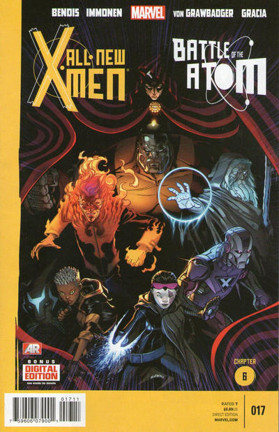 All-New X-Men issue 17.00