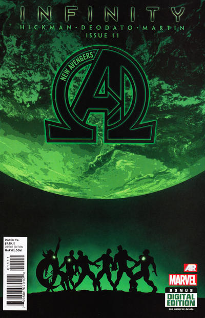 New Avengers issue 11.00