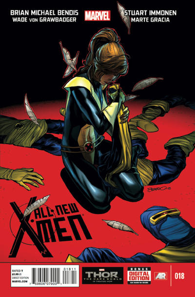 All-New X-Men issue 18.00