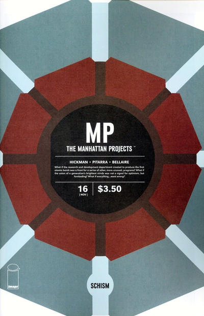 The Manhattan Projects issue 16.00