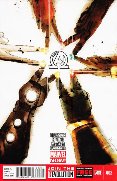 New Avengers issue 2.00