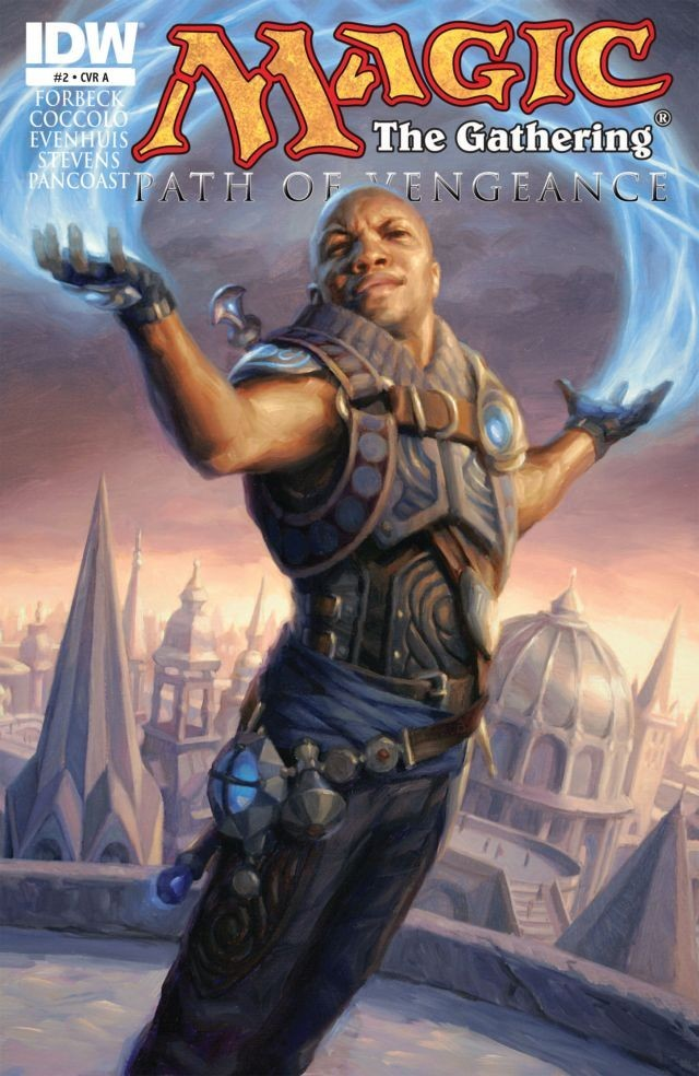 Magic: The Gathering - Path of Vengeance issue 2.00