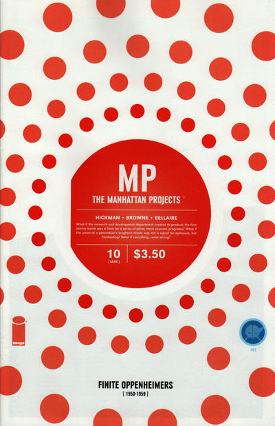 The Manhattan Projects issue 10.00