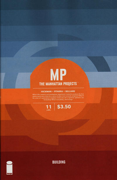 The Manhattan Projects issue 11.00