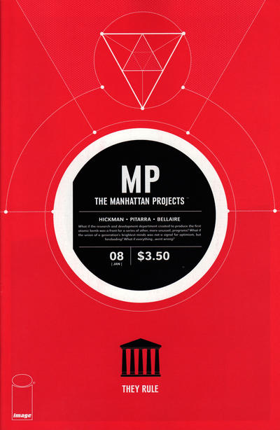 The Manhattan Projects issue 8.00