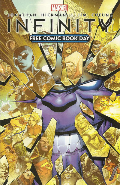 Free Comic Book Day 2013 (Infinity) issue 1.00