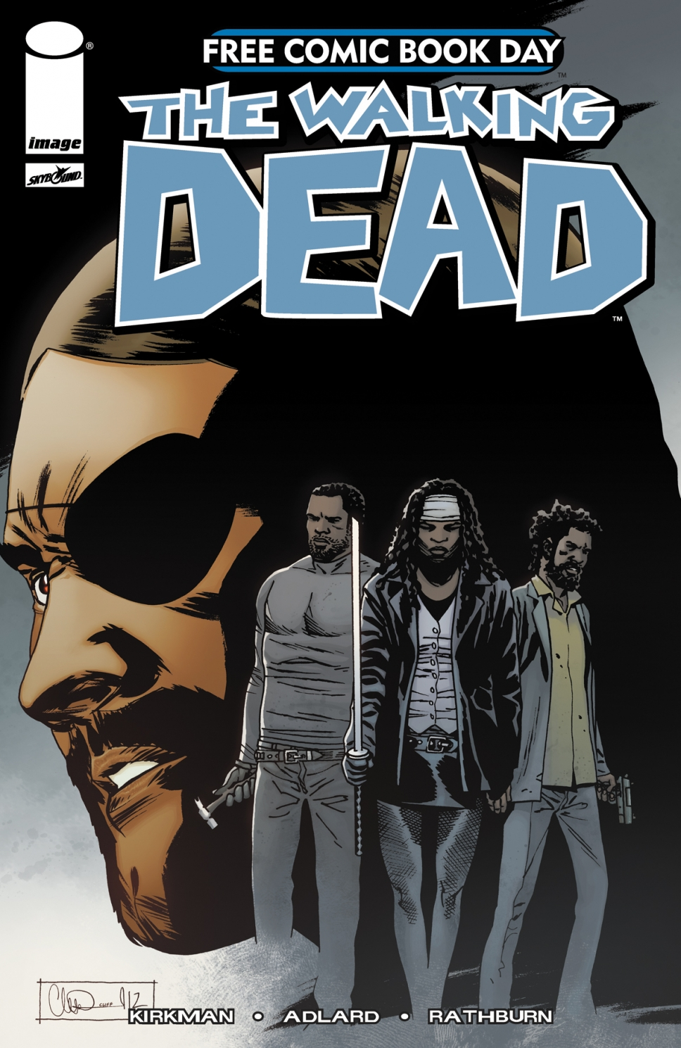Free Comic Book Day 2013 (The Walking Dead) issue 0.00