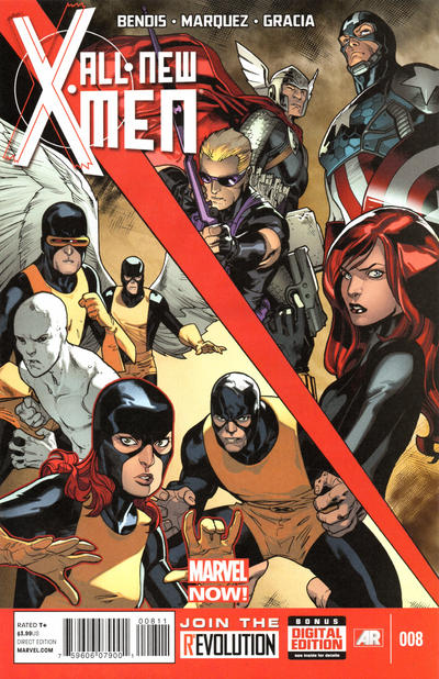 All-New X-Men issue 8.00