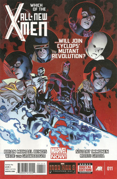 All-New X-Men issue 11.00