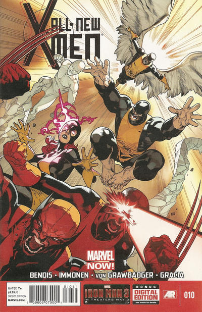 All-New X-Men issue 10.00