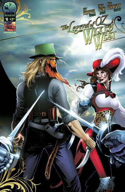 Legend of Oz: The Wicked West issue 6.00