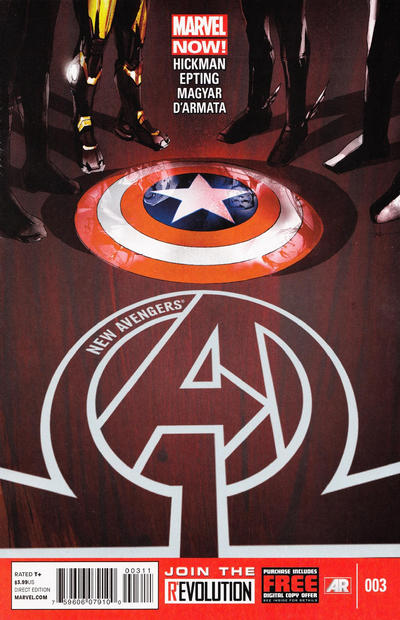 New Avengers issue 3.00