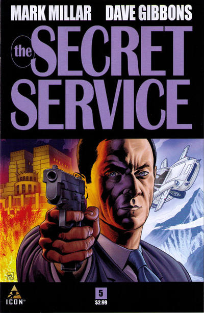The Secret Service issue 5.00