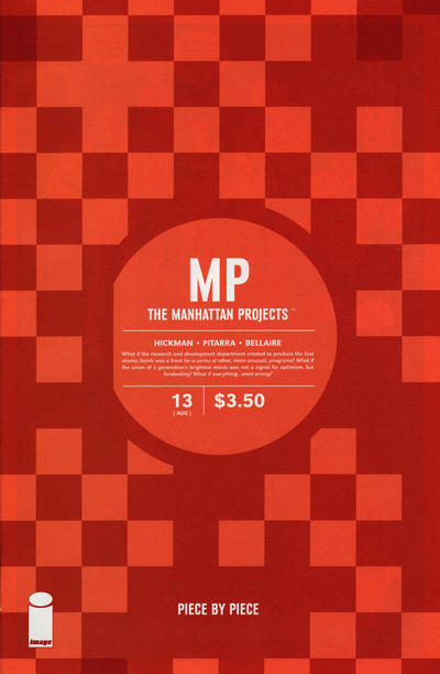 The Manhattan Projects issue 13.00