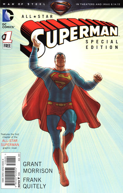 All Star Superman Special Edition issue 1.00