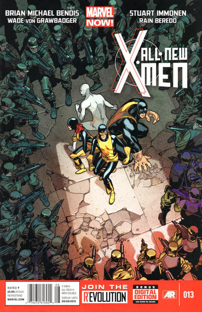 All-New X-Men issue 13.00