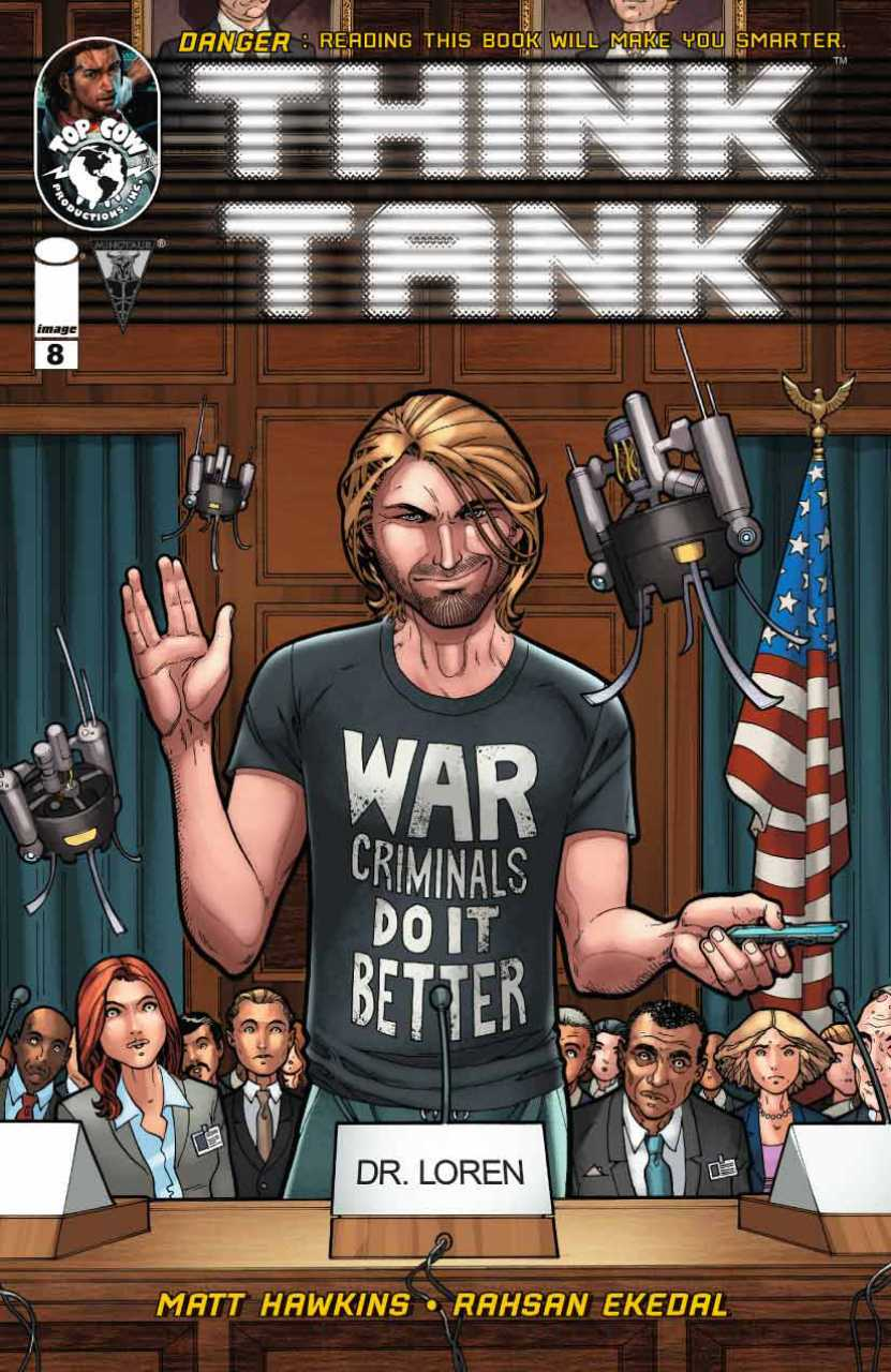 Think Tank issue 8.00