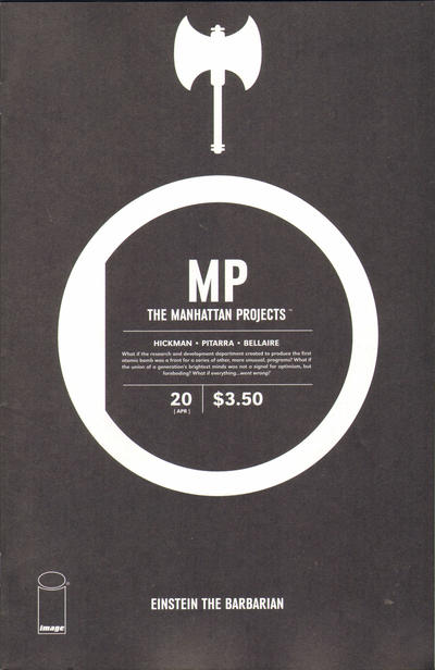 The Manhattan Projects issue 20.00