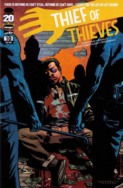 Thief of Thieves issue 10.00