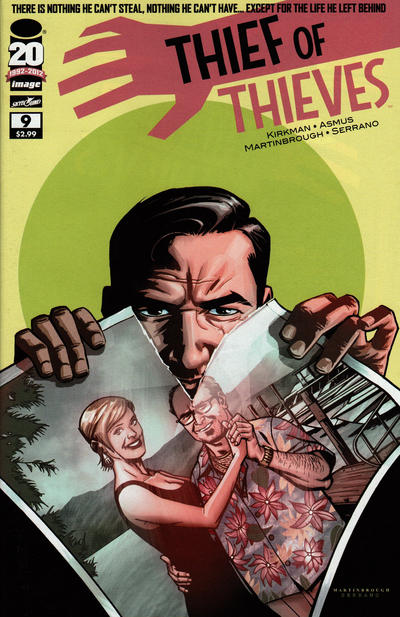 Thief of Thieves issue 9.00