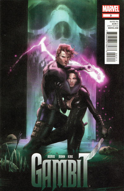Gambit issue 3.00