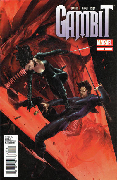 Gambit issue 4.00