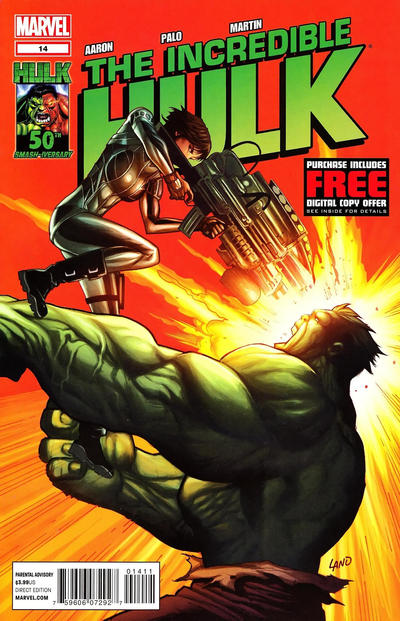 The Incredible Hulk issue 14.00