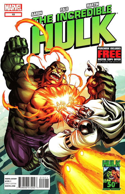 The Incredible Hulk issue 15.00