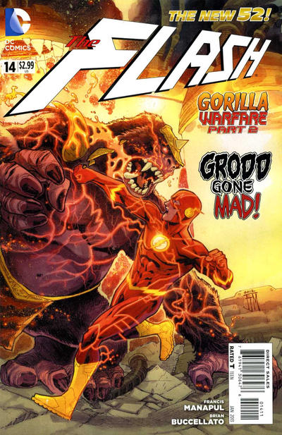 The Flash issue 14.00