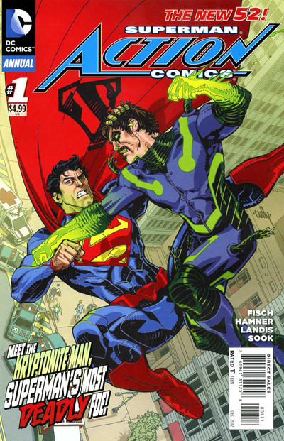 Action Comics Annual issue 1.00