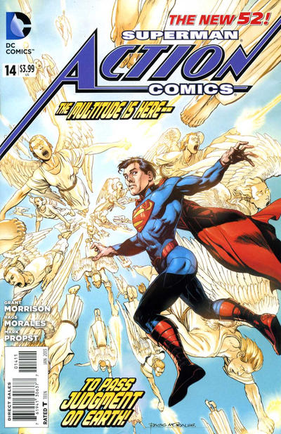 Action Comics issue 14.00