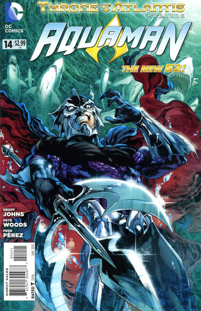 Aquaman issue 14.00