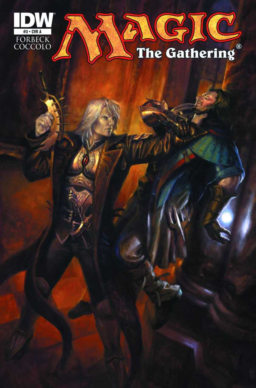Magic: The Gathering - The Spell Thief issue 3.00