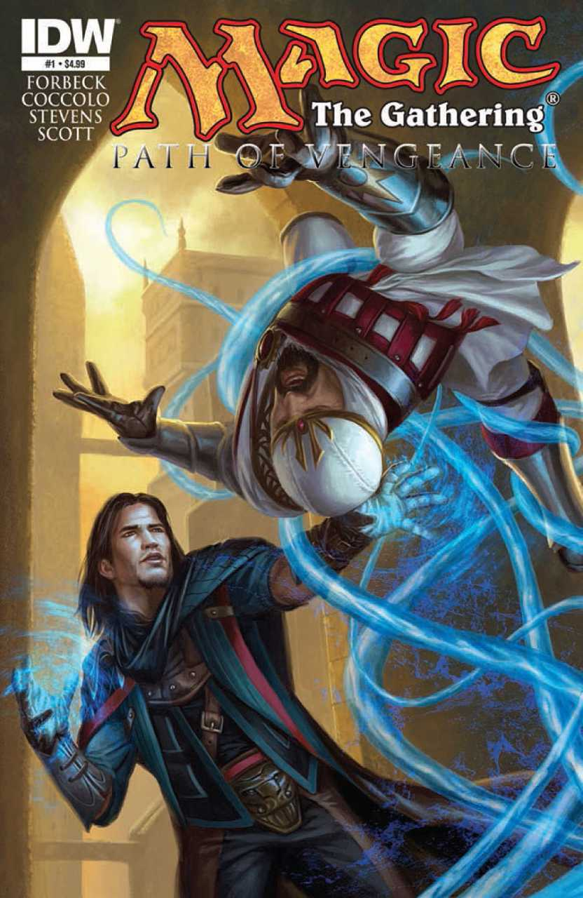 Magic: The Gathering - Path of Vengeance issue 1.00
