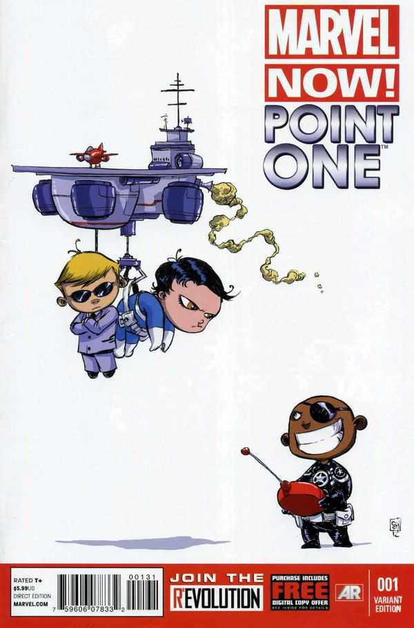 Marvel NOW! Point One issue 1.00