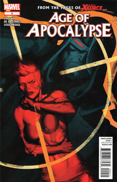 Age of Apocalypse issue 9.00