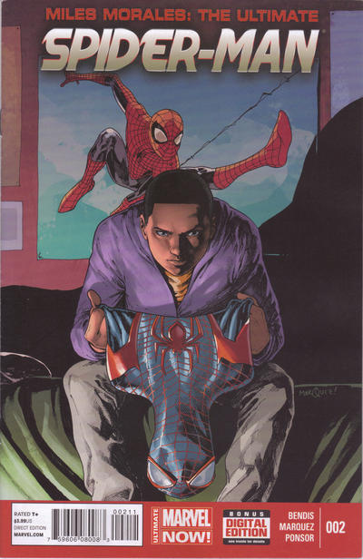 Miles Morales: Ultimate Spider-Man issue 2.00