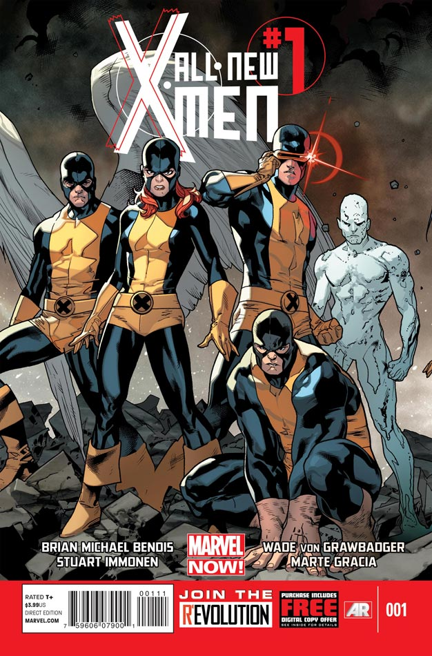 All-New X-Men issue 1.00