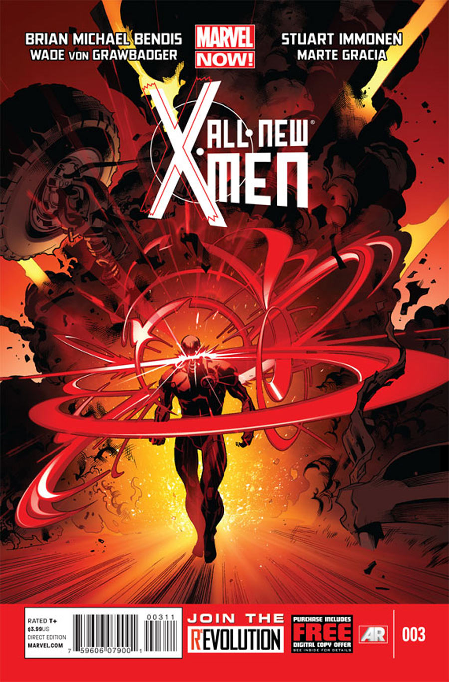 All-New X-Men issue 3.00