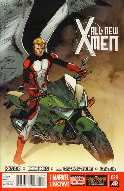 All-New X-Men issue 29.00